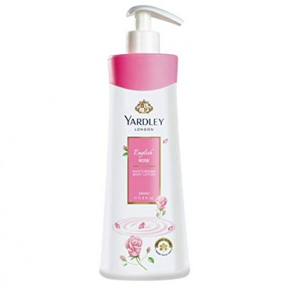 Yardley London English Rose Moisturising Body Lotion 400ml