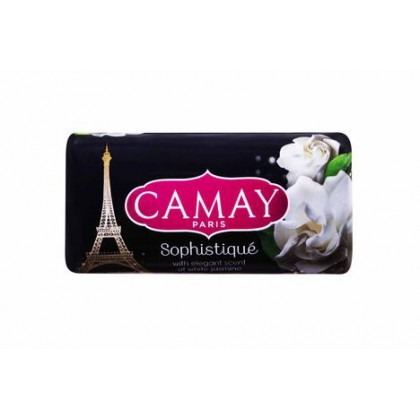Camay Paris Sophistique Soap Bar 170g (Black)