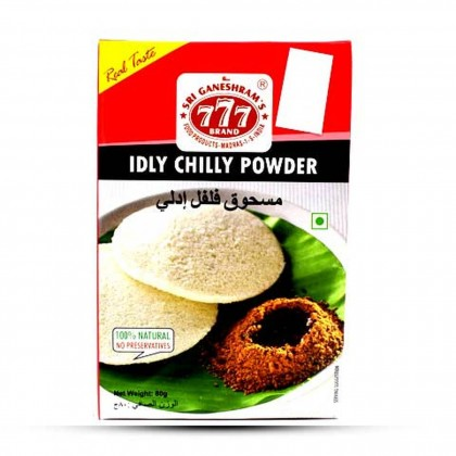 777 Idly Chilly Powder 200g