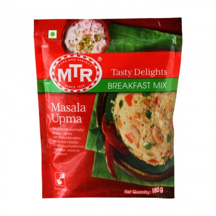 MTR Masala Upma Instant Breakfast Ready Mix 200g