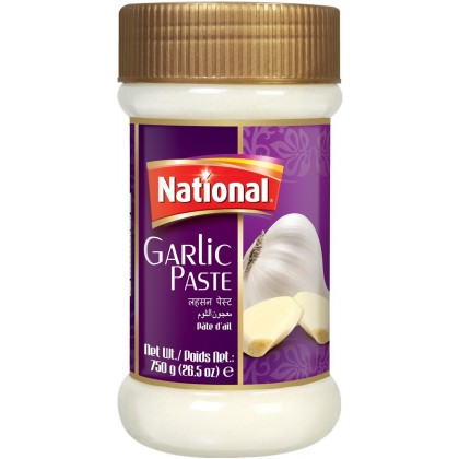 National Garlic Paste 300g/750g (Pes Bawang Putih)