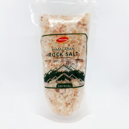 Imayam Natural Himalayan Pink Rock Salt 500g