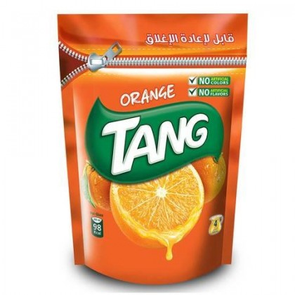 Tang Orange Drink Powder with Vitamin C 500g Serbuk Jus Oren