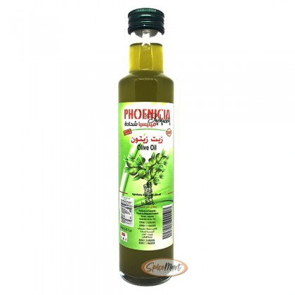 Phoenica Lebanese Natural Extra Virgin Olive Oil 250ml (Minyak Zaitun)