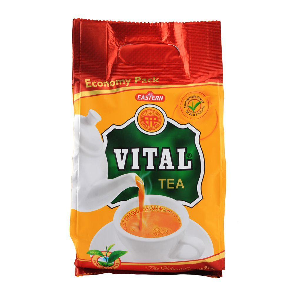 Eastern Vital Black Tea Powder 250g Pouch Serbuk Teh Hitam