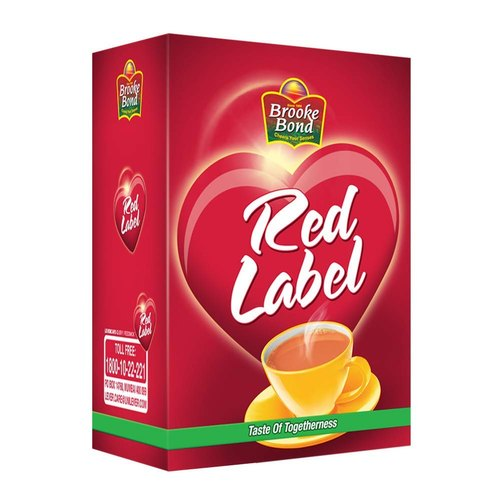 Brooke Bond Red Label Black Tea Dust 250g